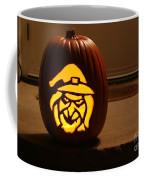 Witch Pumpkin Coffee Mug