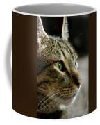 With Intense Focus Coffee Mug