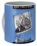Without A Word Of Warning Coffee Mug