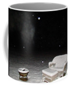 Wolf And Bear Spirit Guides Coffee Mug