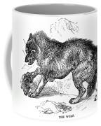 Wolf Attack Coffee Mug