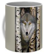 Wolf Beauty Coffee Mug