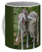 Wolf Confab Coffee Mug