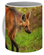 Wolf Strut Coffee Mug