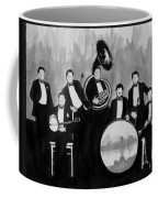 Wolverines Black And White Coffee Mug