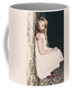 Woman In An Alley Coffee Mug by Joana Kruse