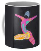 Woman In The Ring Coffee Mug