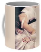 Woman Coffee Mug by Joana Kruse