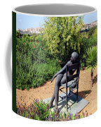 Woman On A Chair Coffee Mug