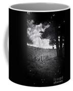 Woman On The Hill Coffee Mug