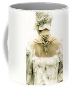 Woman With Bonnet Coffee Mug