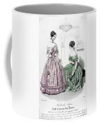 Womens Fashion, 1843 Coffee Mug