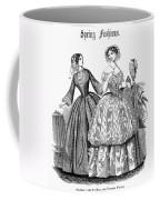 Womens Fashion, 1853 Coffee Mug