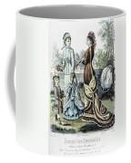 Womens Fashion, 1877 Coffee Mug