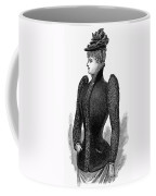 Womens Fashion, 1890 Coffee Mug