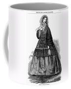 Womens Fashion, C1850s Coffee Mug