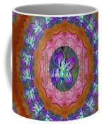 Wonderful Rose Petal Art Coffee Mug