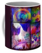 Wondering 1 Coffee Mug by Angelina Vick