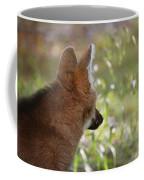Wondering Wolf Coffee Mug