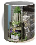 Wood And Granite Coffee Mug