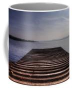 Wooden Bridge Coffee Mug by Joana Kruse