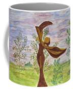 Wooden Femme Coffee Mug