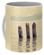 Wooden Piles Coffee Mug