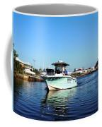 Woods N Water Fishing Team Coffee Mug