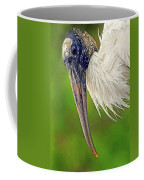 Woodstork Portrait Coffee Mug