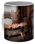 Woodworker - Lathe - Rough Cut Coffee Mug