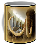 Wooly Mammoth Coffee Mug