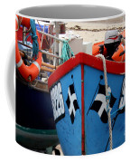 Working Harbour Coffee Mug by Terri Waters