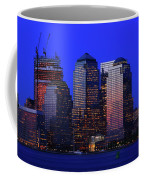 World Financial Center New York Coffee Mug
