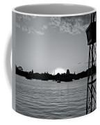 World Showcase Sunset Coffee Mug