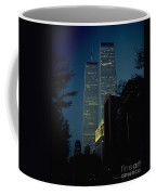 World Trade Center At Dusk Coffee Mug
