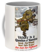World War I: Poster, 1917 Coffee Mug