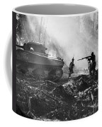 World War II: Bougainville Coffee Mug