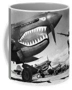 World War II: China, 1943 Coffee Mug by Granger