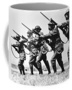 World War II: Training Coffee Mug