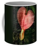 Worn Heart  Coffee Mug