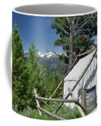 Wrangler Tent With A View Coffee Mug