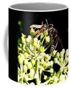 Wrangling Wasps Coffee Mug