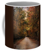 Wrapped In Autumn Coffee Mug by Jai Johnson