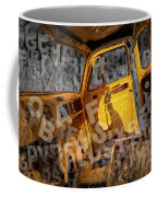 Wreck On The Information Highway Coffee Mug