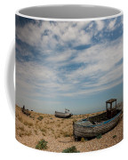 Wrecked Boats Dungeness Coffee Mug