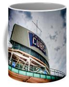 Wrigley Field Bleachers Coffee Mug