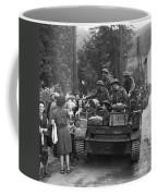 Wwii Liberation Of France Coffee Mug