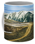 Wyoming Road Coffee Mug