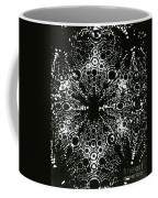 X-ray Diffraction Of Tungsten Tip Coffee Mug