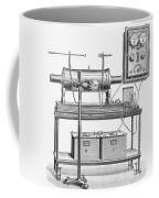 X-ray Machine Coffee Mug